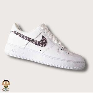 Diior Nike AF1s